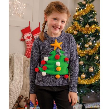 Pull de Noël pour enfant