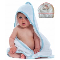 Sortie de bain éponge Bébé