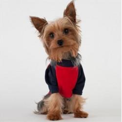 Tee-shirt pour chien   manche   3/4