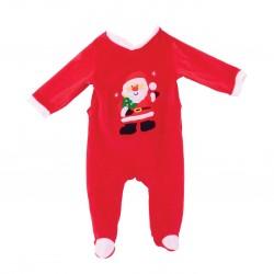 Grenouillère bébé de Noël