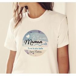 T-shirt - Fête des Mères
