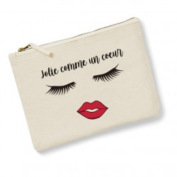 utterly stylish big discount free delivery Pochette femme/fille accessoire personnalisable
