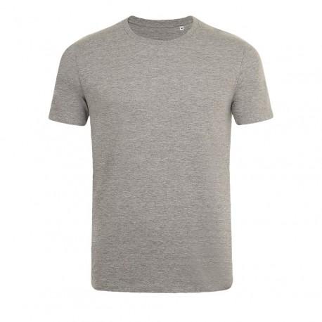 Tee-shirt Gris   Je peux pas j ai petanque couleur personnalisable