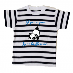 Tee-shirt Bébé Collection Marine