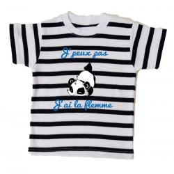 Tee-shirt Bébé Collection Marine
