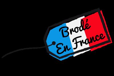 Brodé en France